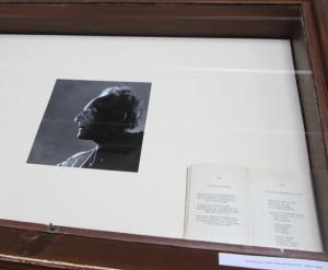 Jean Cocteau par Lucien Clergue (vue d'exposition)