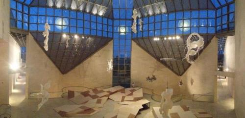 Lee Bul Mudam 2014 - 2