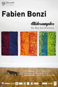 Fabien Bonzi Spacejunk 1506