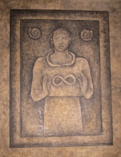 Diego Rivera 1923 symbole de l'infini - SEP