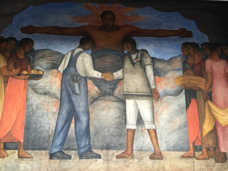 Diego Rivera - SEP -1
