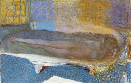 TM Bonnard nu dans le bain